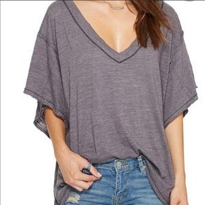 Free People Boyfriend t-shirt. Small. NWT.